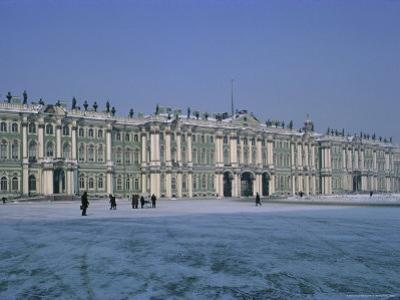 Hermitage, Winter Palace, St. Petersburg, Russia