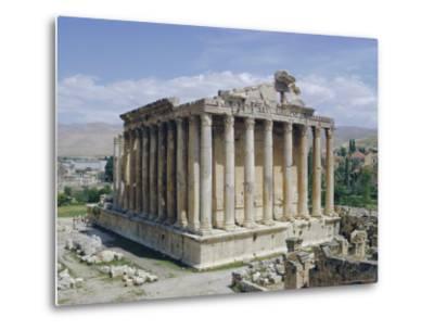 Temple of Bacchus, Baalbek, Lebanon, Middle East