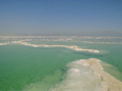 The Dead Sea, Israel, Middle East