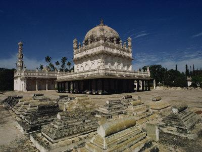 Tipu Sultan's Tomb, Mysore, Karnataka State, India