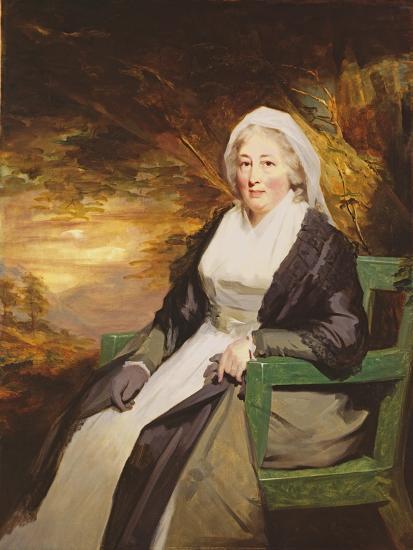 Christina Lamont Drummond, Mrs. Douglas Campbell of Ballimore, C.1795-Sir Henry Raeburn-Giclee Print