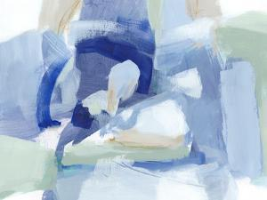 Blue Formation I by Christina Long
