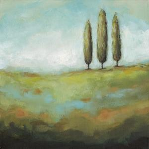 Singing Trees II by Christina Long
