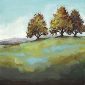 Turning Leaves II by Christina Long