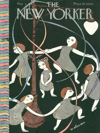 The New Yorker Cover - May 2, 1942