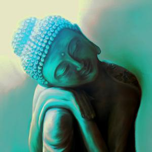 Tranquillity by Christine Ganz