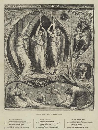 Christmas Bells-Lorens Frolich-Giclee Print