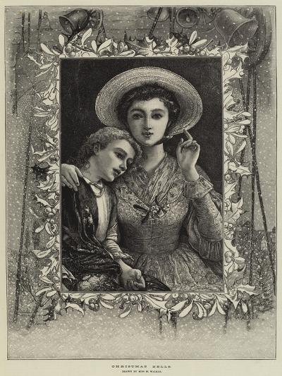 Christmas Bells--Giclee Print