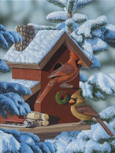 Christmas Cards-Jeffrey Hoff-Giclee Print