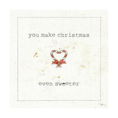 Christmas Cuties II--Art Print