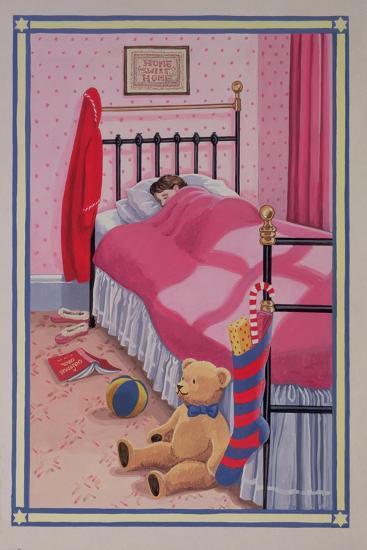 Christmas Dawn-Lavinia Hamer-Giclee Print