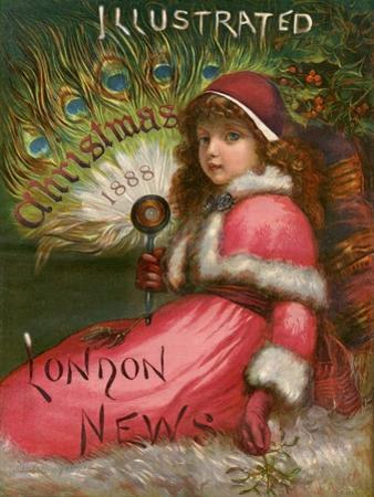 Christmas Edition of the Illustrated London News, 1888