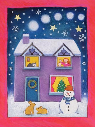 Christmas Eve, 1997-Cathy Baxter-Giclee Print