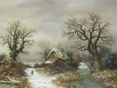Christmas Eve-Charles Leaver-Giclee Print