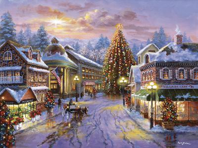 Christmas Eve-Nicky Boehme-Giclee Print