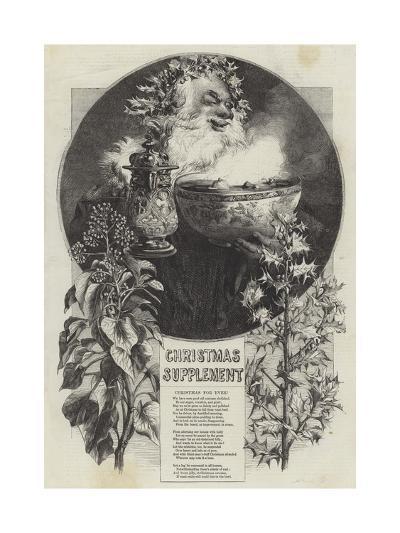 Christmas for Ever!--Giclee Print