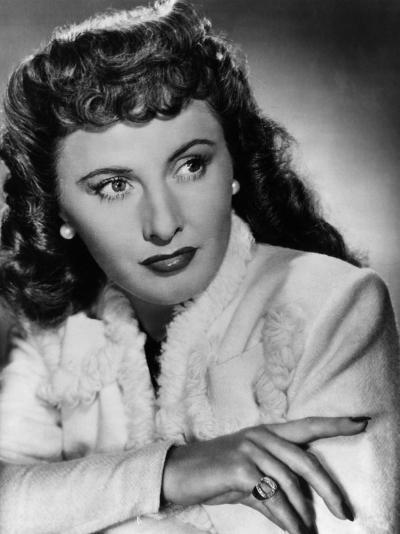 Christmas in Connecticut, Barbara Stanwyck, 1945--Photo