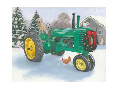 Christmas in the Heartland III-James Wiens-Art Print