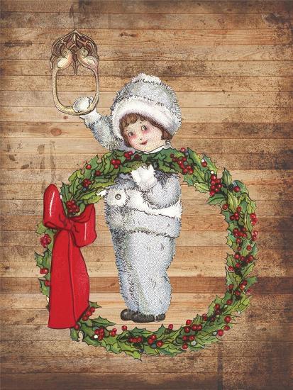 Christmas Joys-Sheldon Lewis-Art Print