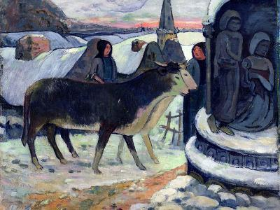 Christmas Night, C.1902-3-Paul Gauguin-Giclee Print