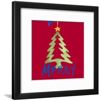 Christmas Ornaments II-Lanie Loreth-Framed Art Print