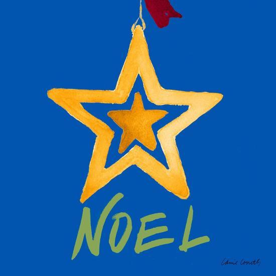 Christmas Ornaments III-Lanie Loreth-Art Print