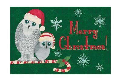 Christmas Parliament I-Elyse DeNeige-Art Print