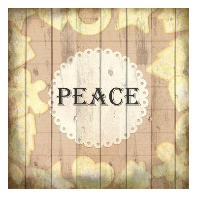 Christmas Peace-Kimberly Allen-Art Print