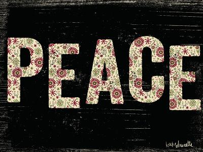 Christmas Peace-Katie Doucette-Art Print