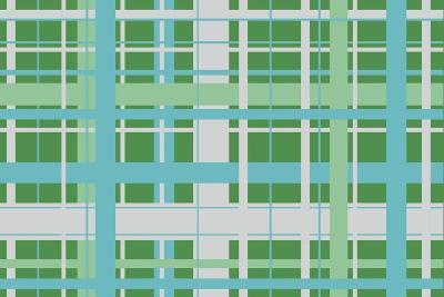 Christmas Plaid 2-Joanne Paynter Design-Giclee Print