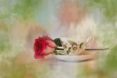Christmas Rose-Jai Johnson-Giclee Print