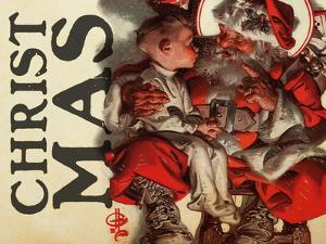 Christmas Santa's Lap