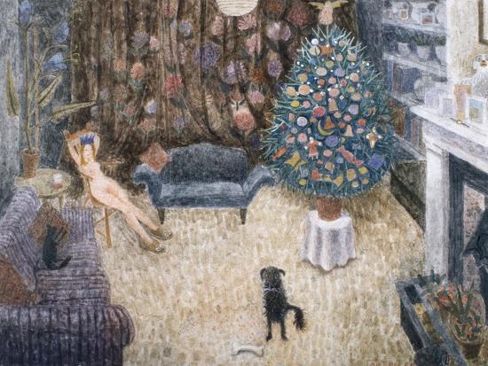 Christmas Spirit, 1993-Ian Bliss-Giclee Print
