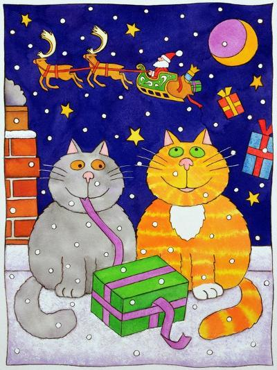 Christmas Surprise-Cathy Baxter-Giclee Print