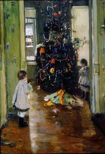 Christmas Tree, 1924