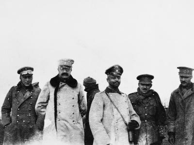Christmas Truce 1914-Robert Hunt-Photographic Print