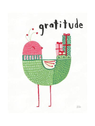 Christmas Tweets IV-Melissa Averinos-Art Print