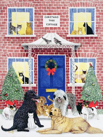 Christmas Warmth-Pat Scott-Giclee Print
