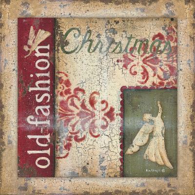Christmas-Kim Lewis-Art Print