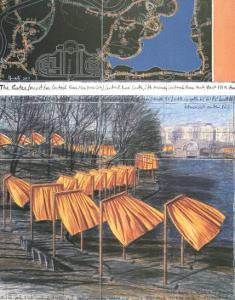 Project for the Gates by Christo