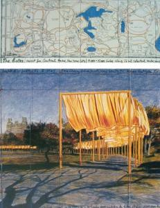 The Gates III by Christo
