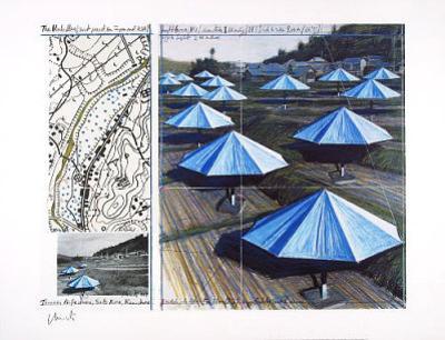 Umbrellas No. 2