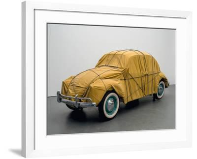 Wrapped Beetle, 1963/2014