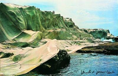 Wrapped Coast, c.1969
