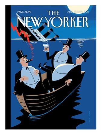 The New Yorker Cover - August 15, 2011