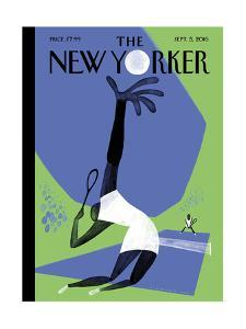 The New Yorker Cover - September 5, 2016 by Christoph Niemann