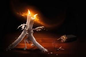 Candlelight Tango by Christophe Kiciak