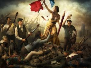 Liberta D'Expression by Christophe Kiciak