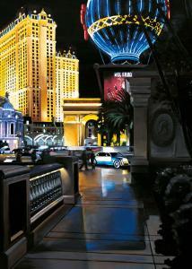 Paris, Vegas by Christophe Susbielles