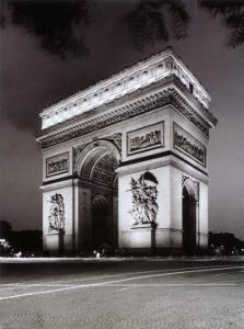 Arc de Triomphe by Christopher Bliss